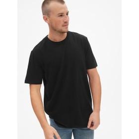 Gap クルーネックTシャツ(リネンコットン)