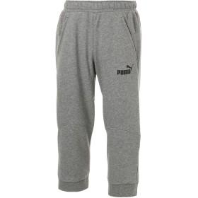 【プーマ公式通販】 プーマ ESS+ 3/4 スウェットパンツ メンズ Medium Gray Heather |PUMA.com