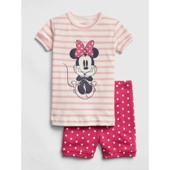 Gap babyGap Disney Minnie Mouse 半袖パジャマセット (ベビー)
