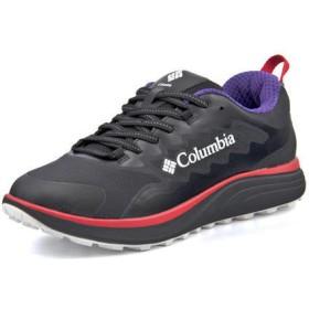 Columbia コロンビア TIGARD RIDGE メンズスニーカー 【撥水】(タイガードリッジ) YU0295 010 ブラック ローカット
