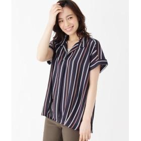 SHOO・LA・RUE / シューラルー タンク付きシアーギンガムチェックシャツ