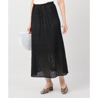【プラージュ/Plage】 カギバリ フレアースカート