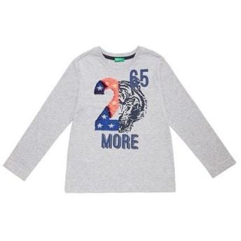 [マルイ] リバーシブルスパンコールTシャツ・カットソー/ベネトン キッズ(UNITED COLORS OF BENETTON)