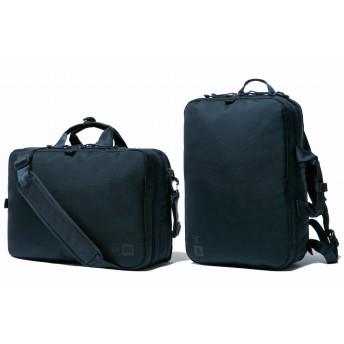 NEW ERA ニューエラ ビジネスコレクション スリーウェイ ブリーフバッグ 16L ネイビー 大容量 PC収納 通勤 バッグ バックパック メンズ レディース ワンサイズ 11901527 NEWERA