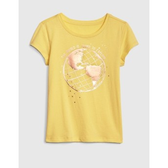 Gap キッズグラフィック半袖Tシャツ