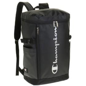 カバンのセレクション チャンピオン バレル リュック スクエア型 撥水 大容量 23L B4ファイル champion 55511 ユニセックス ブラック フリー 【Bag & Luggage SELECTION】