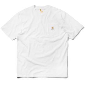 (カーハート) CARHARTT Tシャツ ポケット WORKWEAR ホワイト L
