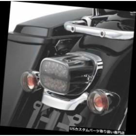USテールライト ハーレーのための煙LEDオートバイブレーキテールライセンス統合ライト  Smoke LED Motorcycle Brake Tail License Integr