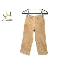 ポロラルフローレン パンツ サイズ100 メンズ ライトブラウン コーデュロイ/子供服 新着 20190806