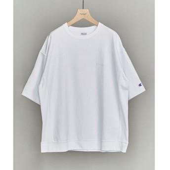 BEAUTY&YOUTH UNITED ARROWS / ビューティ&ユース ユナイテッドアローズ 【別注】 <CHAMPION(チャンピオン)> REVERSE WEAVE 9.4oz TEE/Tシャツ