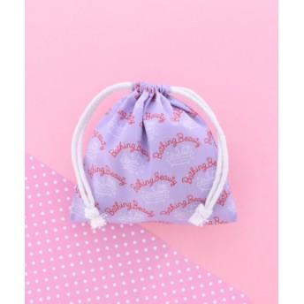 KBFBOX(ケービーエフボックス) 財布/小物 ポーチ OSAMU GOODS×KBFBOX 巾着小