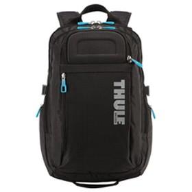 スーリー 15インチMacBook Pro・iPad対応バックパック(ブラック・21L) Thule Crossover Backpack 21L ITJ-3201751 【返品種別A】