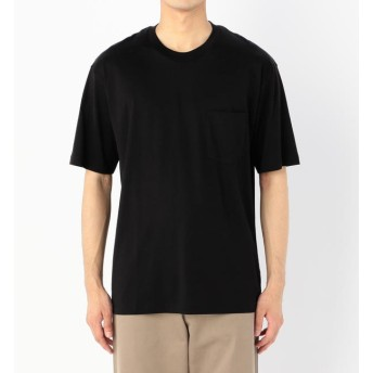 【ビショップ/Bshop】 【handvaerk】クルーネック 半袖ポケットTシャツ MEN