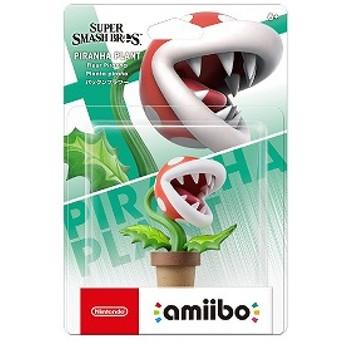 任天堂 Nintendo amiibo パックンフラワー(大乱闘スマッシュブラザーズシリーズ)