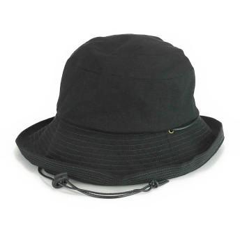 ハット - Smart Hat Factry <春夏新作>Bellugaリネンステッチエッジアップハット レディース 帽子