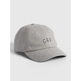 Gap ロゴ ベースボールキャップ(ウール)