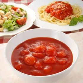 ダッテリーノトマトのトマトジュース漬け