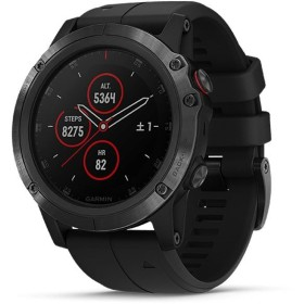 【正規品】GARMIN ガーミン 腕時計 010-01989-63 メンズ レディース fenix 5X Plus サファイア マルチスポーツ対応 GPS スマートウォッチ Bluetooth