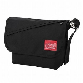 [マルイ] NYC Print Vintage Messenger Bag JR/マンハッタンポーテージ(Manhattan Portage)