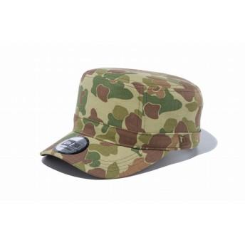 NEW ERA ニューエラ WM-01 アジャスタブル ハンターカモ ニューエラ アウトドア ワークキャップ ミリタリーキャップ キャップ 帽子 メンズ レディース 55.8 - 59.6cm 12108448 NEWERA