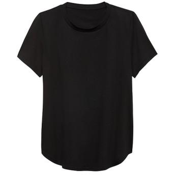 Banana Republic スーピマコットン クルーネックTシャツ