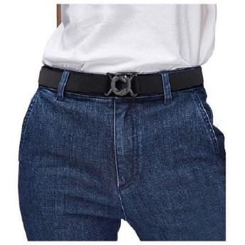 (ジャスグッド)JASGOOD レディース ゴムベルト メンズ ゴルフ ベルト キッズ スカート 作業 フリーサイズ 30mm幅 男女兼用 制服 大きいサイズ