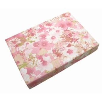音部 敷きふとんカバー ピンク シングル ぼかし花柄 27130PI