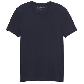 Banana Republic ヴィンテージコットン100% VネックTシャツ