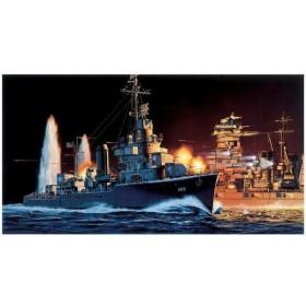 1/350 アメリカ海軍 ベンソン級駆逐艦 USS ラフェイ DDG-459 CH1026 サイバーホビー  再生産/予約8月★同梱不可