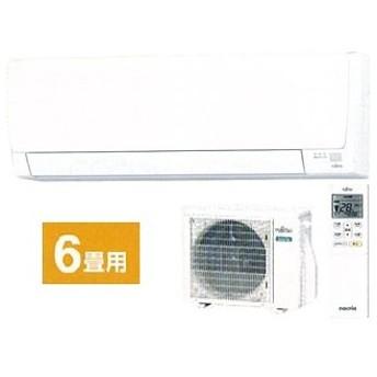 FUJITSU/富士通ゼネラル AS-A229H(W)「ノクリア」 AHシリーズ ホワイト