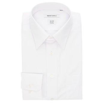 【THE SUIT COMPANY:トップス】【SUPER EASY CARE】レギュラーカラードレスシャツ 無地 〔EC・FIT〕