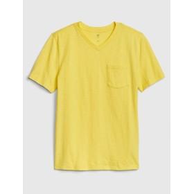 Gap ポケットVネックTシャツ(キッズ)