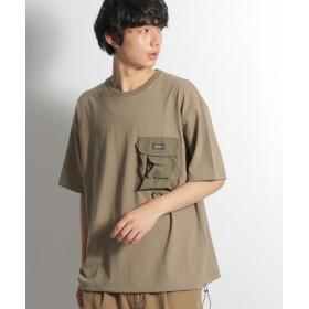 (niko and./ニコアンド)アウトドアポケットTシャツ2/ [.st](ドットエスティ)公式