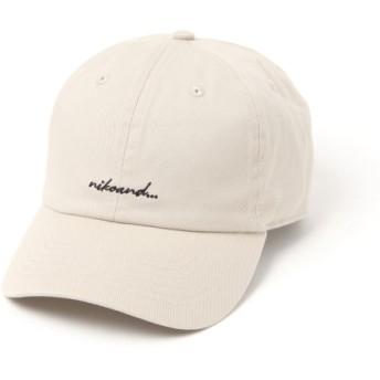 newhattan ニューハッタン カラー刺繍キャップ