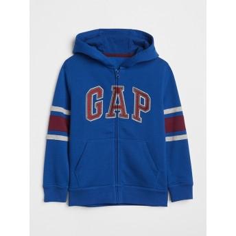 Gap ロゴ フード付きスウェットシャツ(キッズ)
