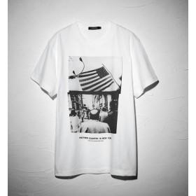 【ラブレス/LOVELESS】 森山大道×LOVELESS グラフィック Tシャツ
