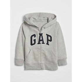 Gap ロゴ ジップパーカー スウェットシャツ