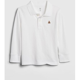 Gap 長袖ポロシャツ (幼児)