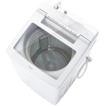 AQUA10.0kg全自動洗濯機ホワイトAQW-GV100H(W)