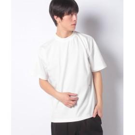 【60%OFF】 コエ ハイゲージポンチプリントTEE メンズ ホワイト L 【koe】 【セール開催中】