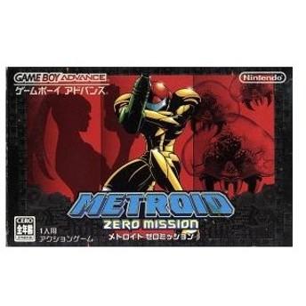 METROID ZERO Mission(メトロイドゼロミッション)/GBA