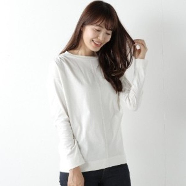 【吸汗速乾】長袖Tシャツ