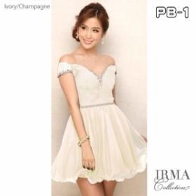 IRMA ドレス イルマ キャバドレス ナイトドレス ワンピース ゴールド 9号 M 81312 クラブ スナック キャバクラ パーティードレス
