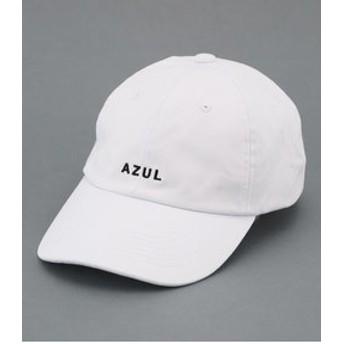 【AZUL by moussy:帽子】AZULロゴCAP