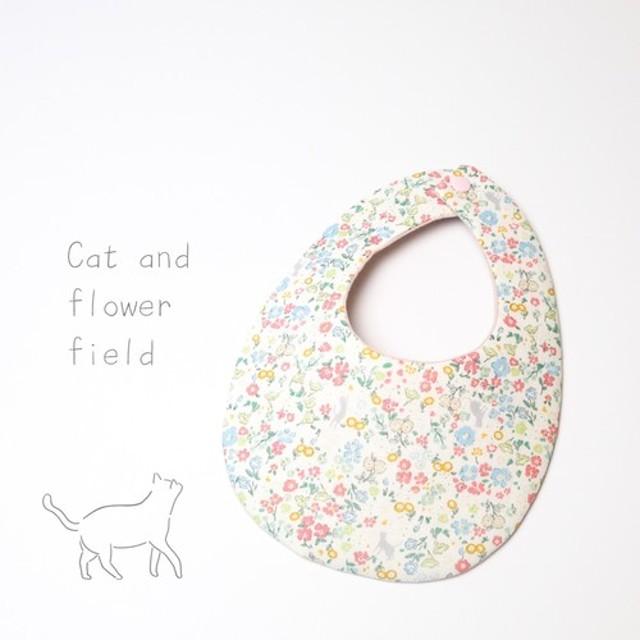 お出かけスタイ『flower cat』