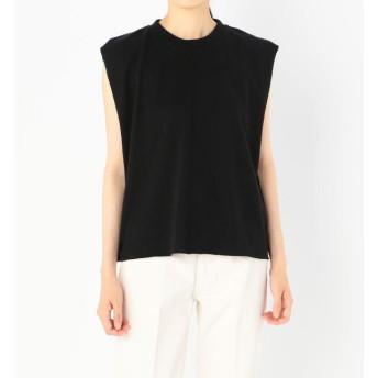 【ビショップ/Bshop】 【Upcycle】カットオフノースリーブTシャツ WOMEN