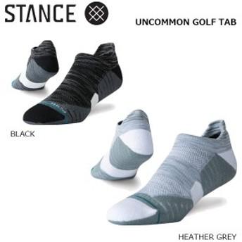 ゴルフ メンズ ソックス スタンス STANCE UNCOMMON GOLF TAB 靴下