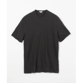 (TOMORROWLAND/トゥモローランド)コットンジャージー ラグランスリーブTシャツ MEK3228/メンズ 18チャコールグレー