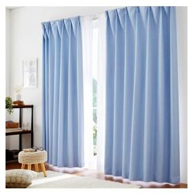 【送料無料!】全サイズ均一価格。色と柄が選べる遮光。形状記憶カーテン ドレープカーテン(遮光あり・なし)