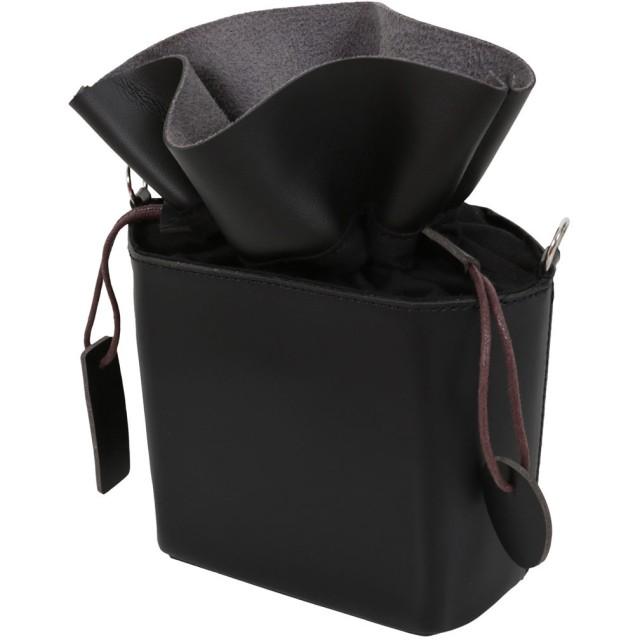 コウベレタス KOBE LETTUCE 巾着バッグ [B1288] (ブラック)